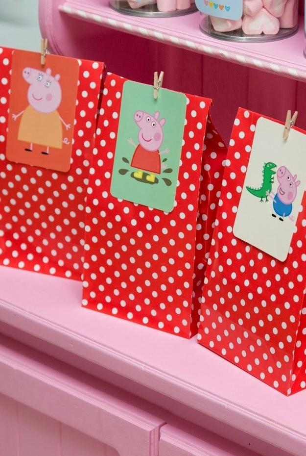 Peppa Pig Souvenirs: 50 decorating ideas and step by step 34