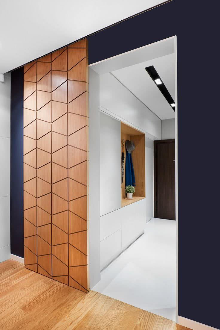 Sliding door: advantages of using and projects with photos 38