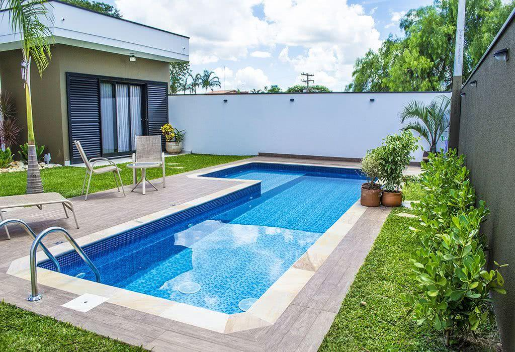 Vinyl Pool: What It Is, Advantages And Photos To Inspire 36