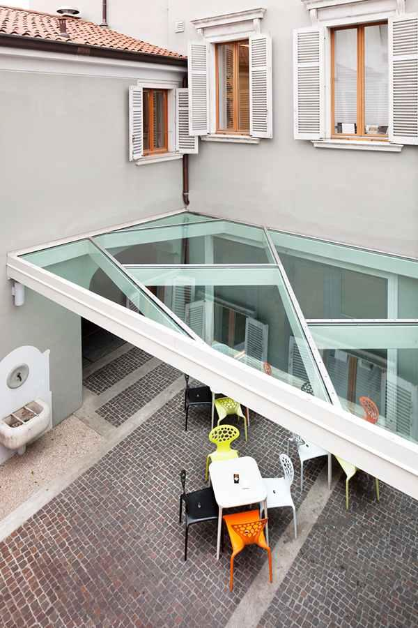 Glass roof: advantages, 60 photos and ideas to be inspired 38