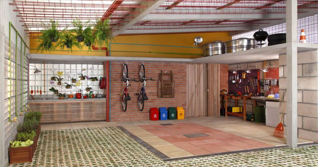 Garage floor: see key types and ideas for inspiration 19