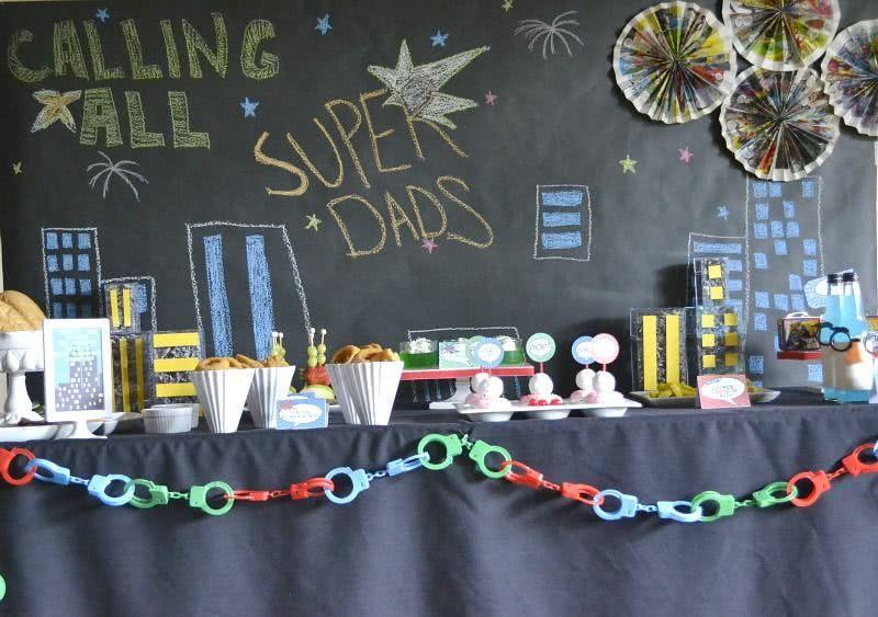 Father's Day Decor: 60 creative ideas with step by step 44