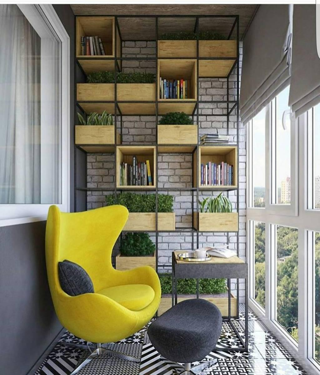 Reading corner: 60 decorating ideas and how to make 33