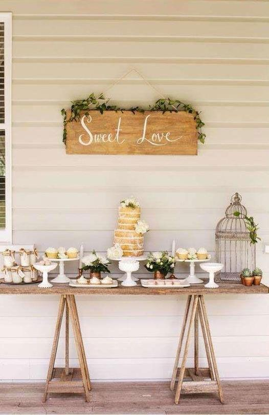 Simple Wedding Decor: 95 Smashing Ideas to Be Inspired 72