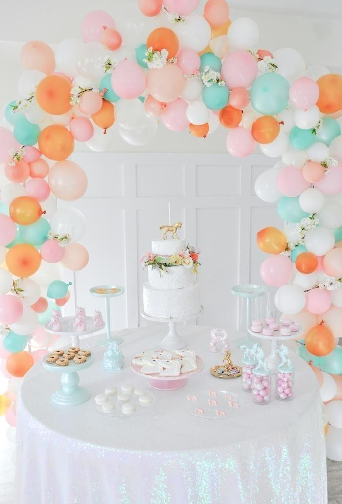 Decoration with balloons: 85 inspirations to decorate 17