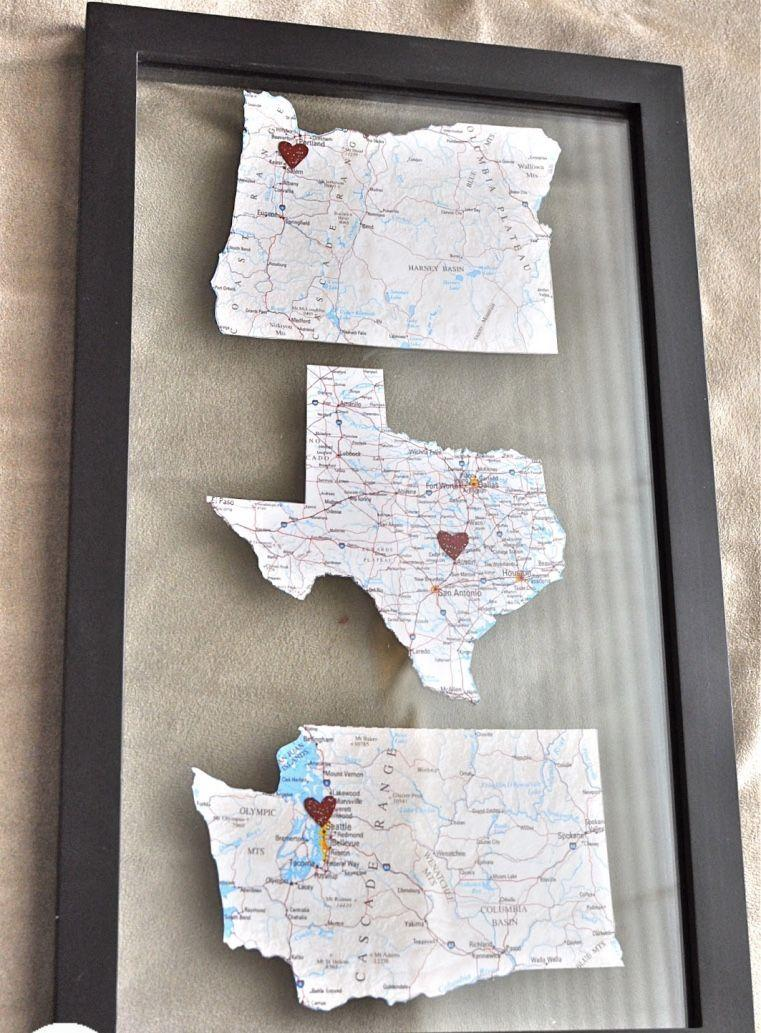 How to make handmade pictures: templates, photos and step-by-step 51