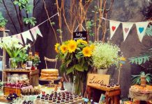 Party decoration Junina