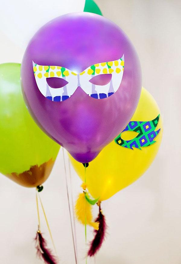 Carnival Decoration: 60 tips and ideas to brighten up your party 9