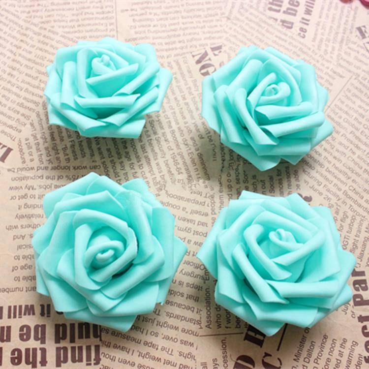Flowers of EVA: 70 ideas, molds and step by step 39