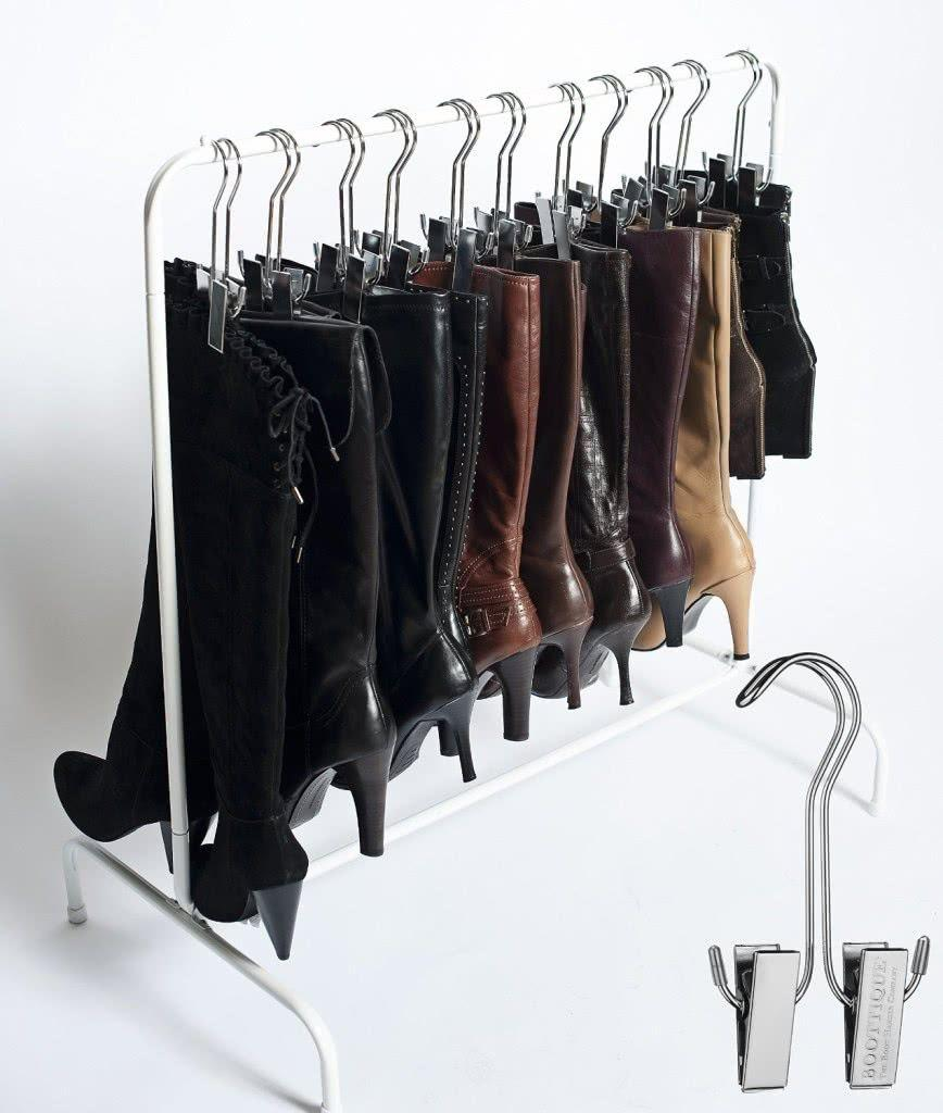 60 ideas and tips on how to organize shoes 6