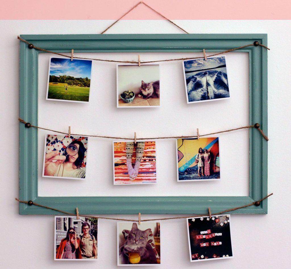 How to make handmade pictures: templates, photos and step-by-step 25