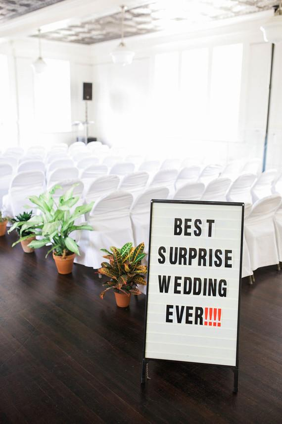 Wedding Decoration 2018 with foliage