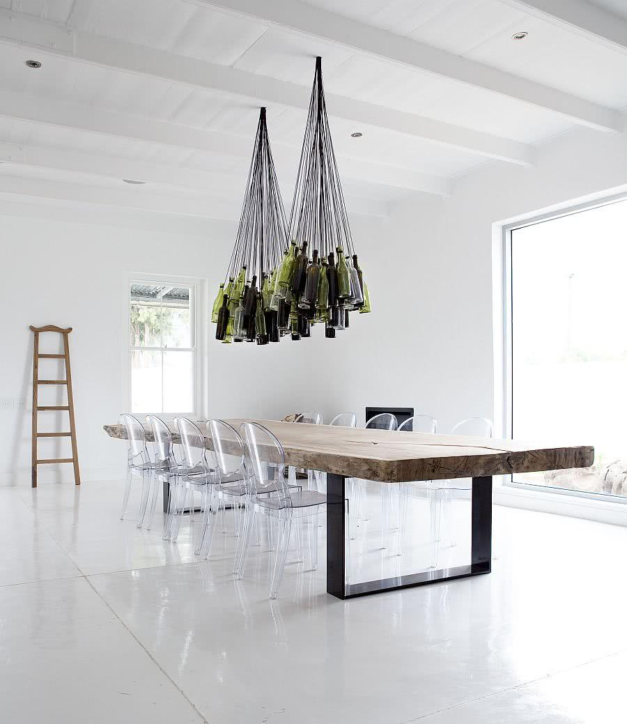 Chandelier models: 60 ideas to hit the light 34