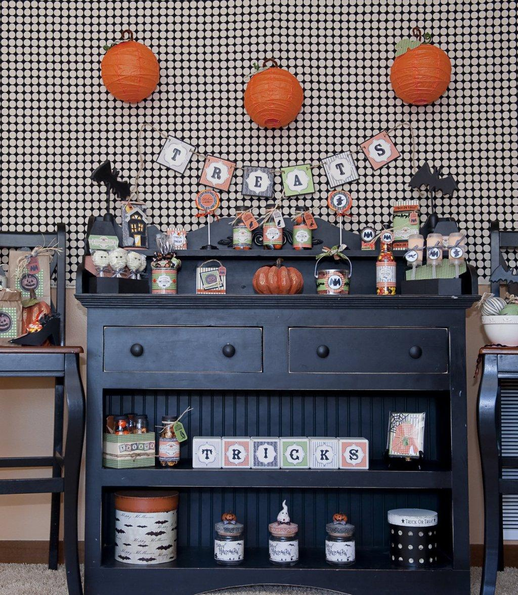 Halloween Party: 60 decorating ideas and theme 1 photos