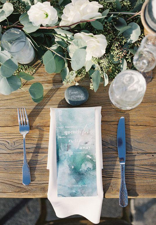 Beach Wedding Decor: Inspiring Tips 10