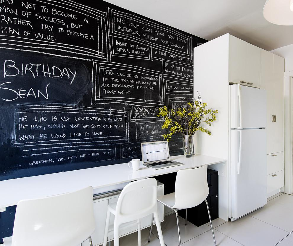 Wall board: 84 ideas, photos and how to do step by step 25