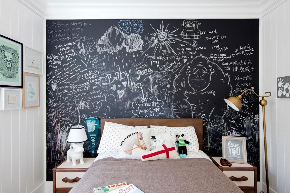 Wall board: 84 ideas, photos and how to make step by step 30
