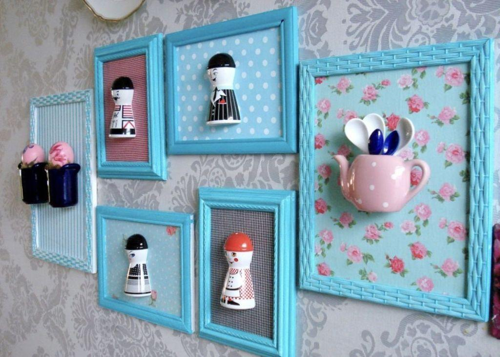 How to make handmade pictures: models, photos and step-by-step 11