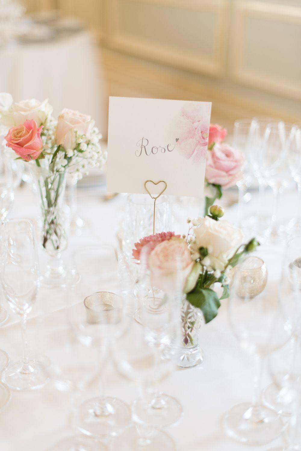Wedding arrangements: 70 ideas for table, flowers and decoration 29