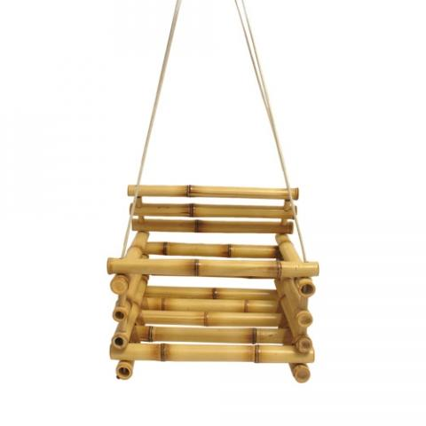 Bamboo Crafts: 60 models, photos and step by step DIY 11