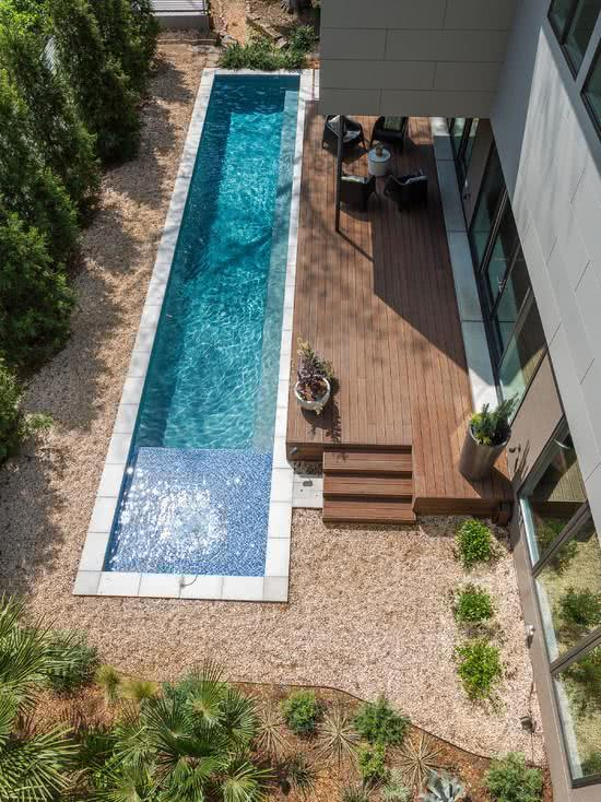 Vinyl Pool: What It Is, Benefits and Photos to Inspire 25