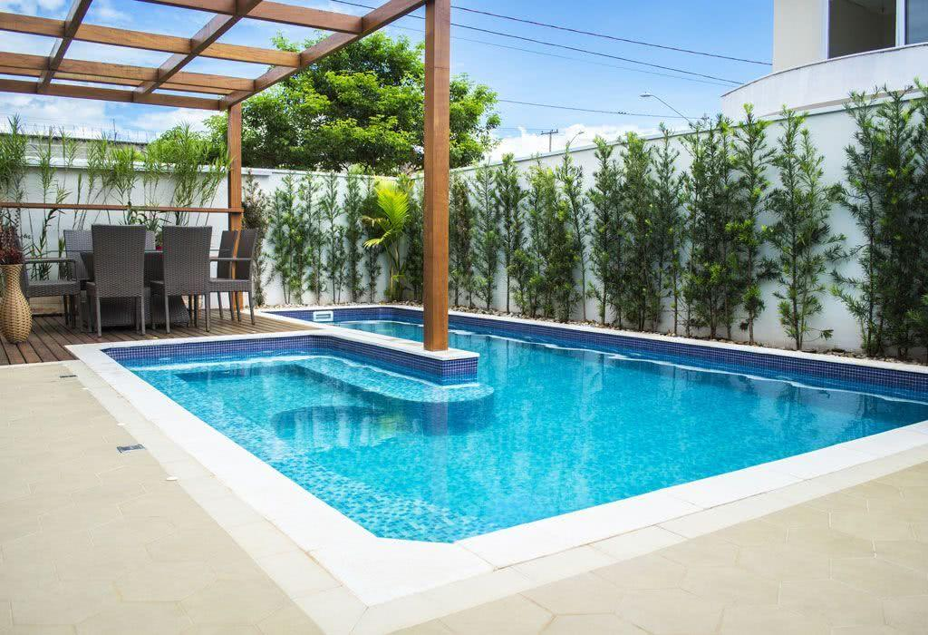 Vinyl Pool: What It Is, Benefits and Photos to Inspire 34