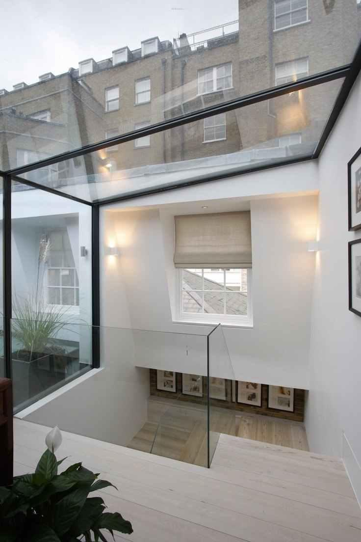 Glass roof: advantages, 60 photos and ideas to be inspired 9