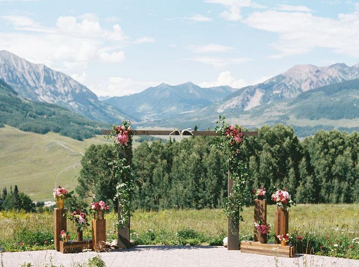 Rustic wedding: 80 decorating ideas, photos and DIY 21