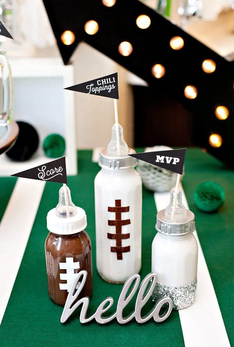 Baby Shower and Diaper Decoration: 70 Amazing Ideas and Photos 31