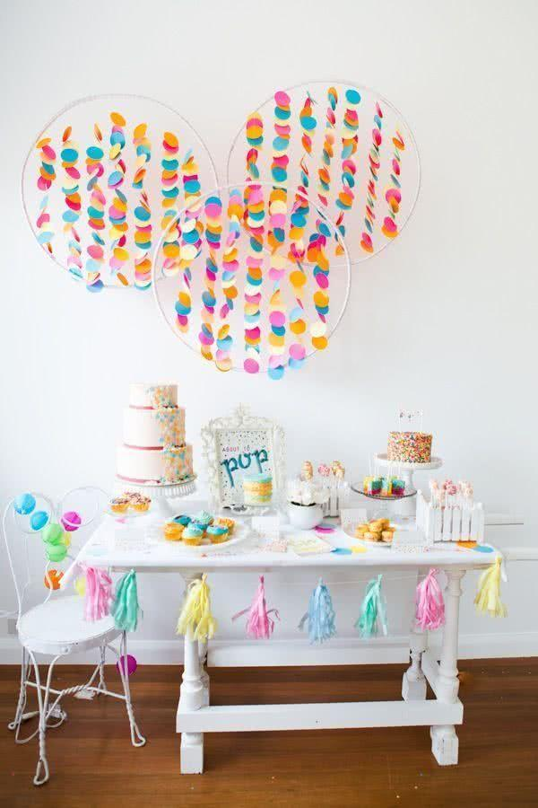 Baby Shower and Diaper Decoration: 70 Amazing Ideas and Photos 19