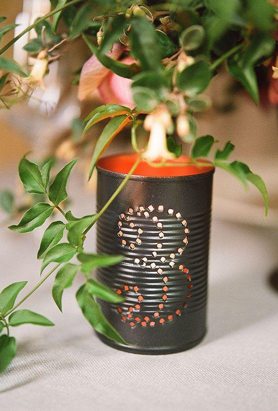 Decorated Cans: 70 Cool Ideas to Do at Home 63