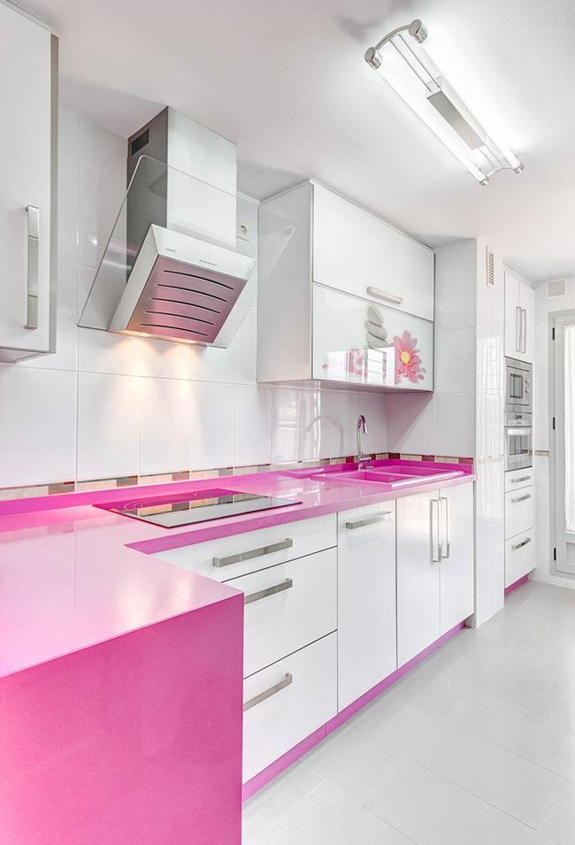 Pink shades in decor: 60 perfect ideas and tips