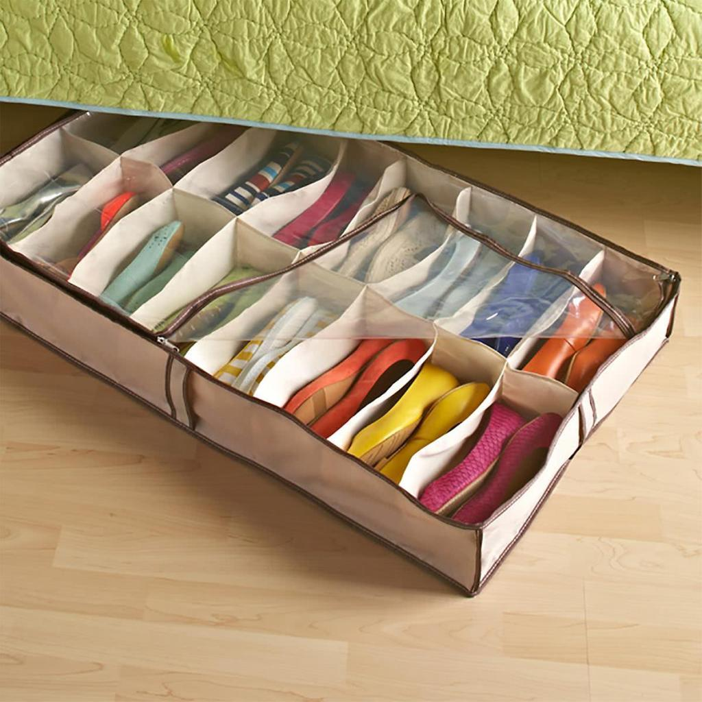 60 ideas and tips on how to organize shoes 59