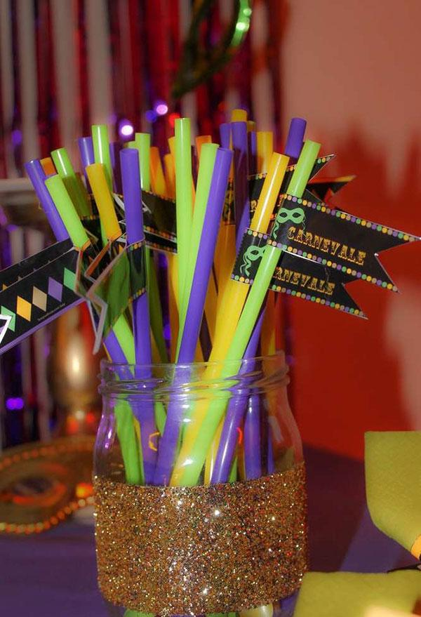 Carnival Decoration: 60 tips and ideas to brighten up your party 14