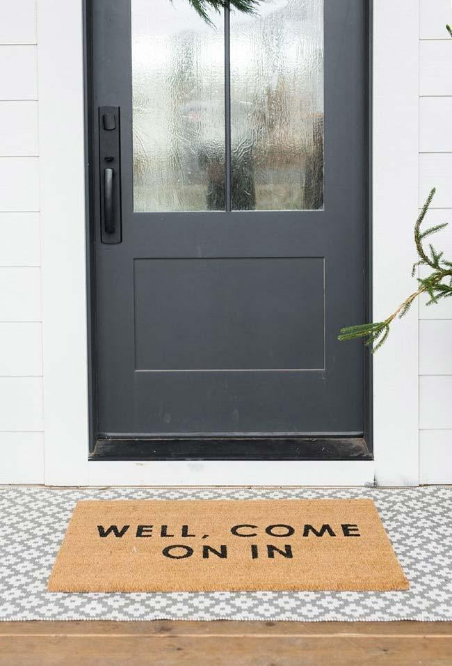 Funny doormats: welcome to brighten your home 37