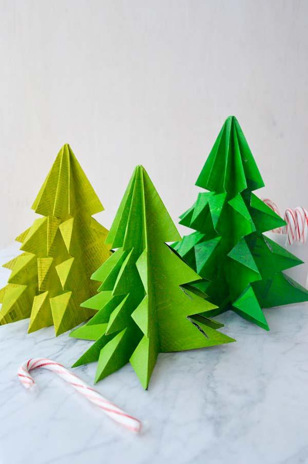 Recycled Christmas ornaments: 60 ideas and step by step DIY 3