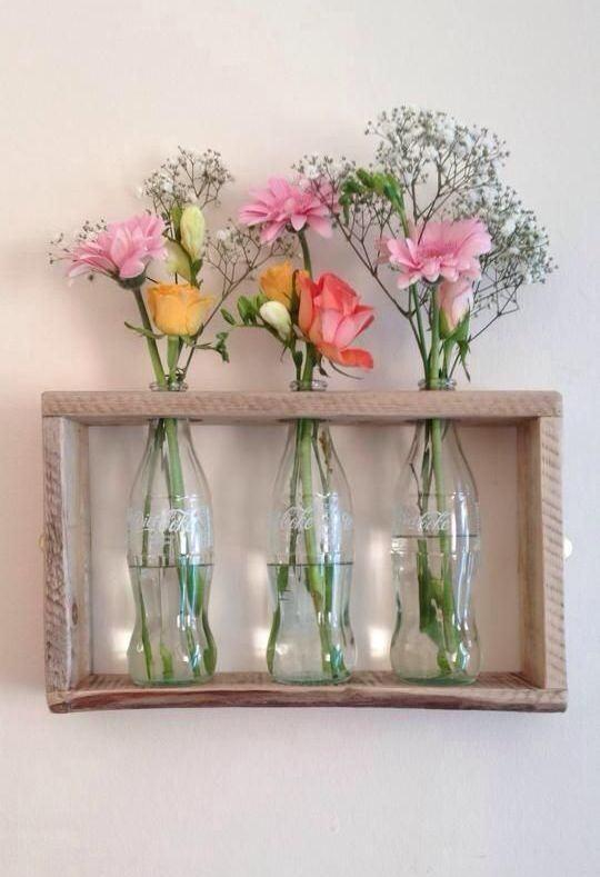 Craft with Glass Bottle: 80 Amazing Tips and Photos 11