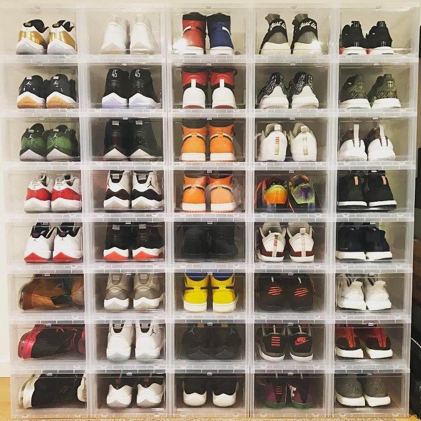 60 ideas and tips on how to organize shoes 28