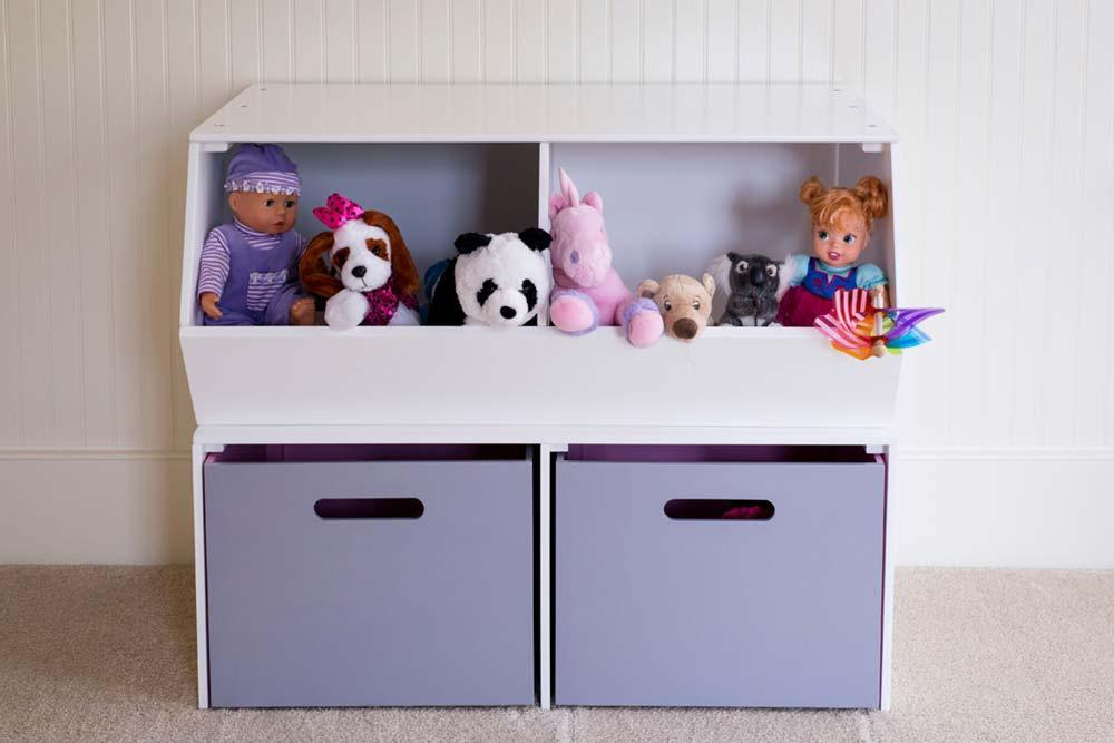 Toys sorted by categories