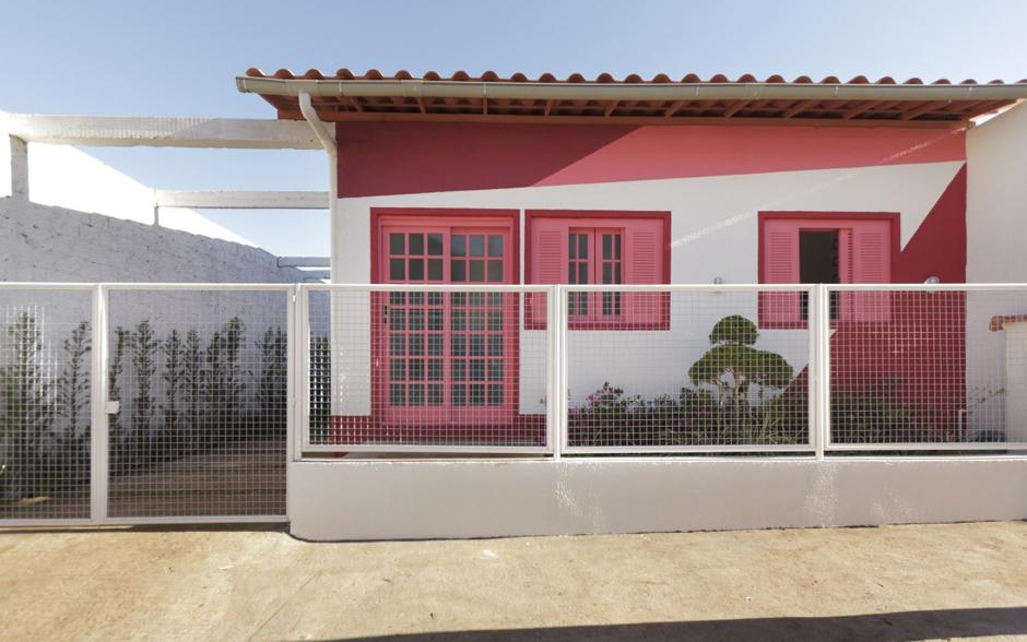 Colors of houses: trends and photos for exterior painting 15