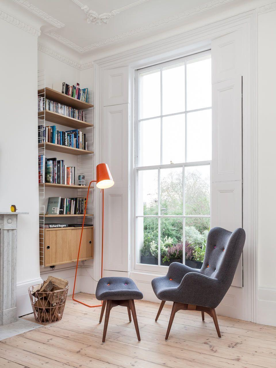 Reading Corner: 60 Decorating Ideas and How to Make 11