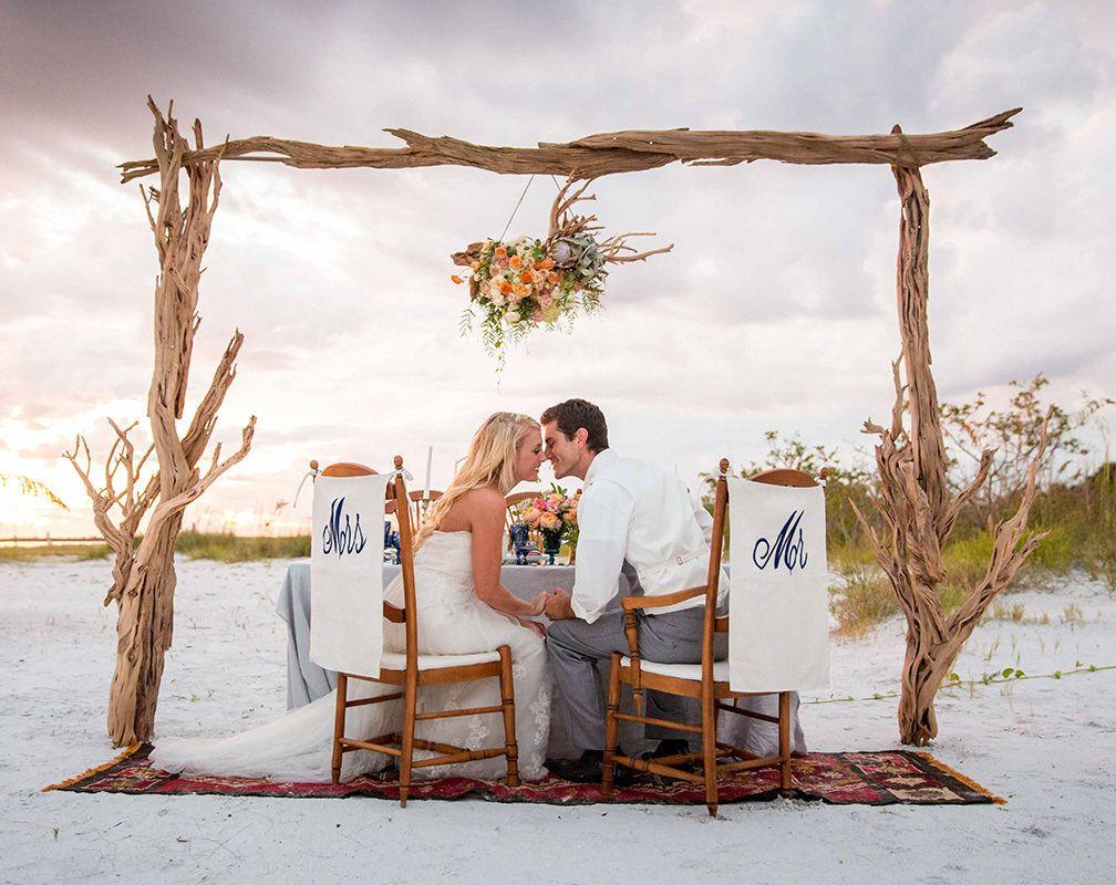 Beach Wedding Decoration: Inspiring Tips 53