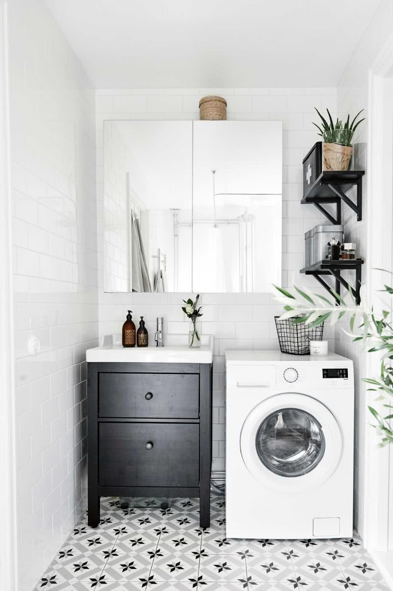 Black and white decoration: 60 ideas to inspire yourself 17