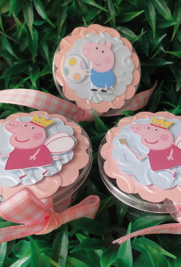 Peppa Pig Souvenirs: 50 decorating ideas and step by step 19