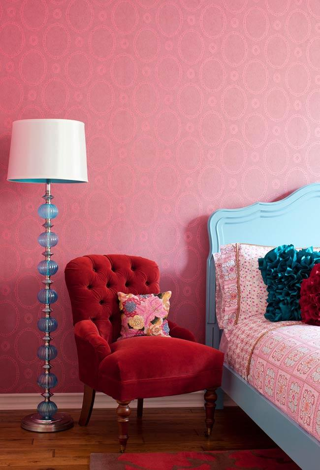Room with classic furnishings