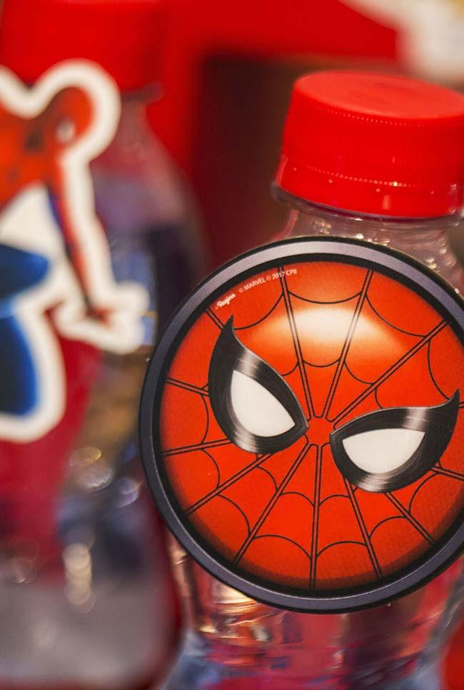 Bottons of Spiderman