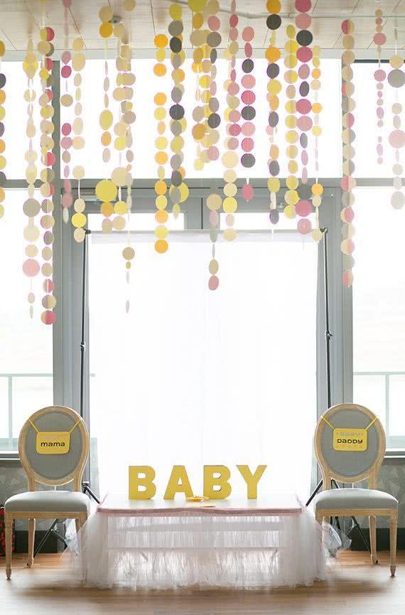 Baby Shower and Diaper Decoration: 70 Amazing Ideas and Photos 32