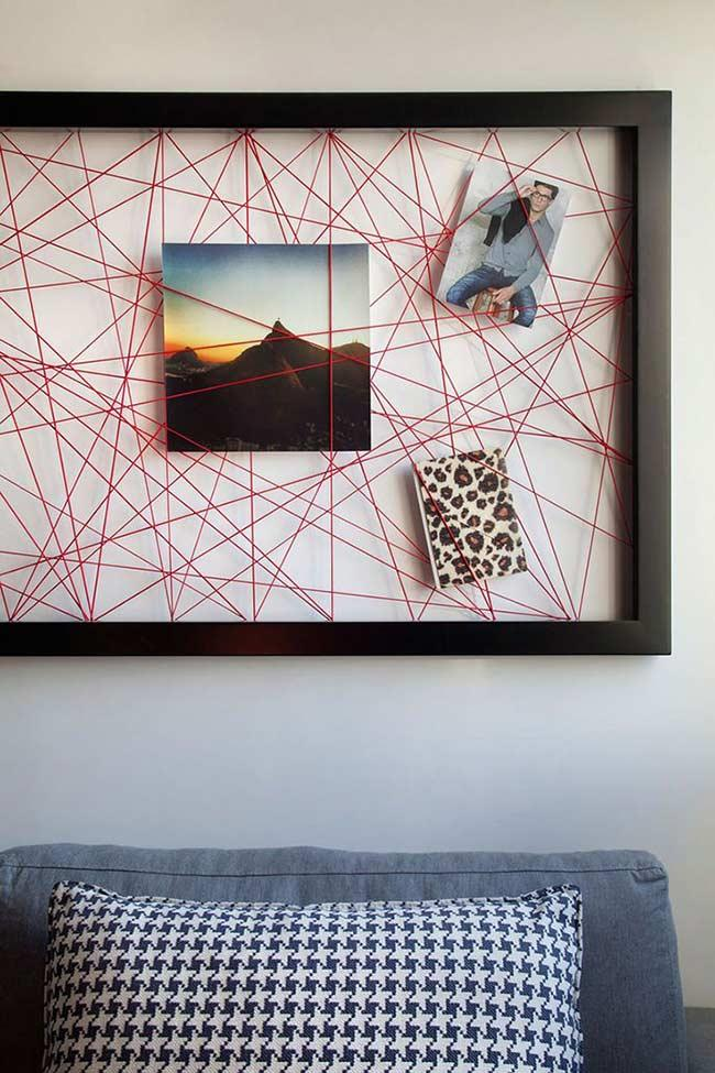 Do-it-yourself wire frame