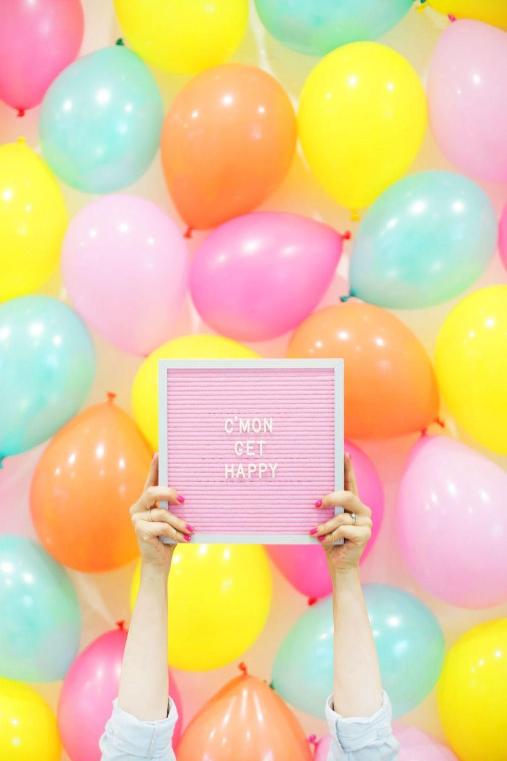 Decoration with balloons: 85 inspirations to decorate 2