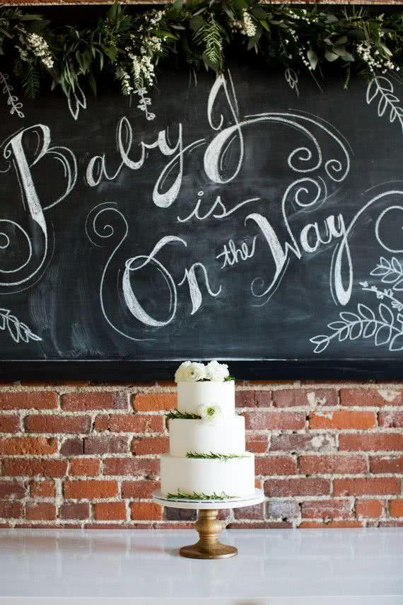 Baby Shower and Diaper Decoration: 70 Amazing Ideas and Photos 40